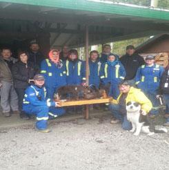 Bear awareness training for industry
